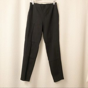 NWT Cut Loose Dark Gray Pull on Pant with elastic
